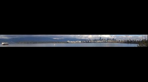 Vancouver BC from Kits