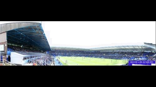 Blues vs Blackburn at St. Andrew's - 4th of May 2013