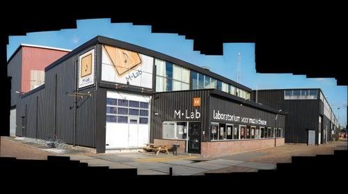 M-Lab Theatre - Amsterdam