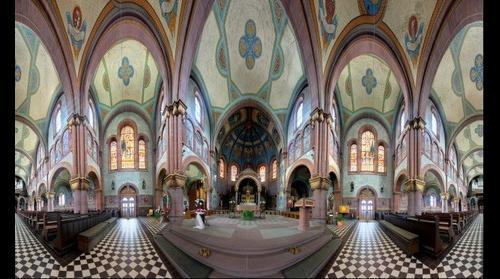 "Kirche St. Alban Hardheim ""Erftaldom"""