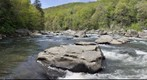 Youghiogheny River rapids
