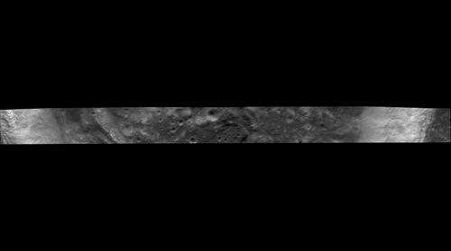 Moon - Reiner Crater - taken by NASA/GSFC/Arizona State University