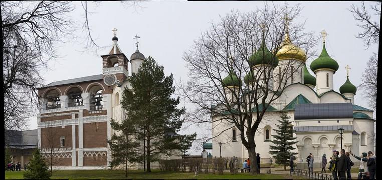 Суздаль. Спасо-Евфимьевский монастырь