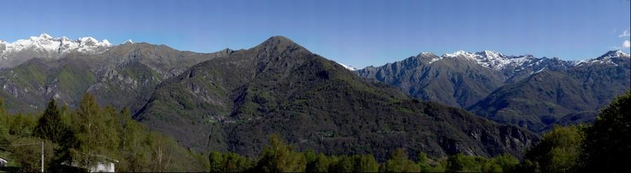 Panorama da Trione