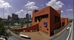 San Antonio Library Panorama
