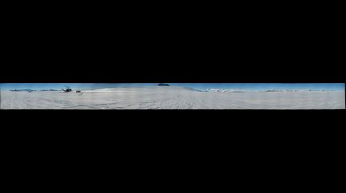 Darwin Glacier, Antarctica