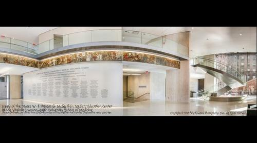McGlothlin Medical Education Center Lobby