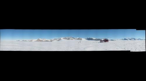Evans Piedmont Glacier, Antarctica