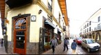 Interesction of Avenida el Sol and Mantas, Cusco