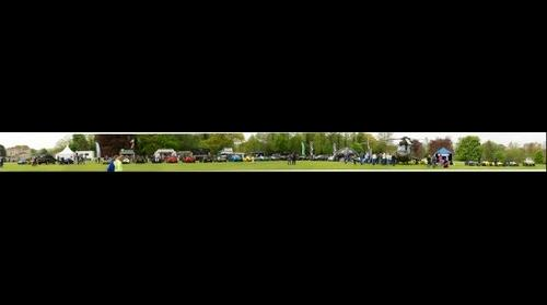 Supercar Siege - Sporting Bears - Leeds Castle 2013.   May 18th
