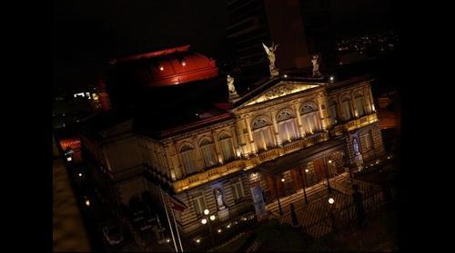 Teatro Nacional, San José, Costa Rica