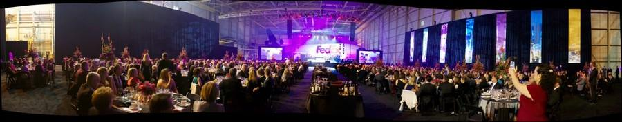 Peyton Manning Children's Hospital 2013 Gala at FedEx Indy