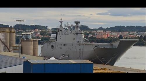 LHD «Juan Carlos I»