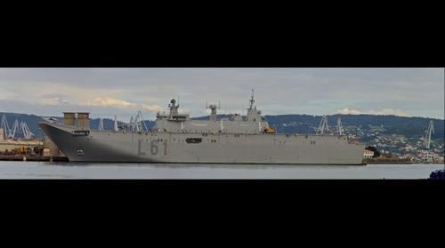 LHD «Juan Carlos I» (II)