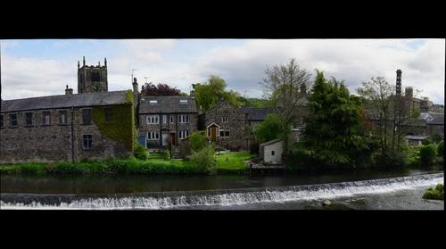 Bingley Weir
