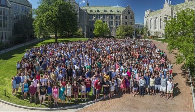 Boston College Class of 2013
