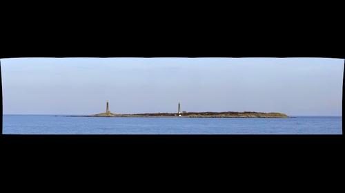 Twin Lights Gloucester Massachusetts