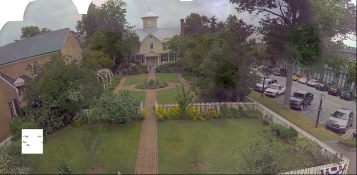 Cupola House, Edenton, North Carolina