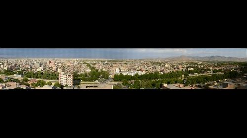 Maragheh city ( Beta Image )