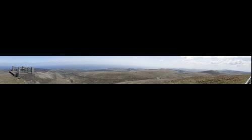 Top of Snaefell