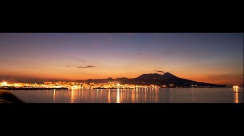Ceuta desde San Amaro