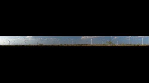 Wind Energy Texas USA