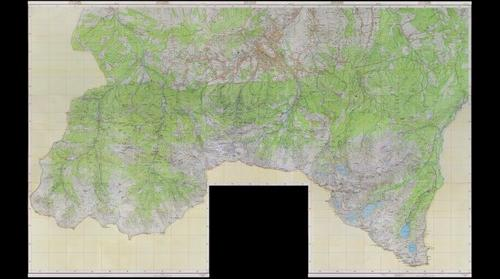 The old map demo reproduction
