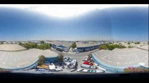 Dubai 360° Spherical GigaPan @13.5m