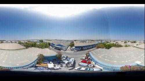 Dubai 360° Spherical GigaPan @13.5m