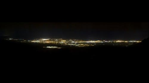 Elko, NV at Night