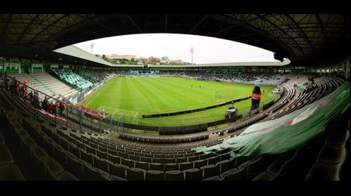 Ferrol. Estadio de A Malata (II)