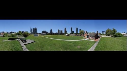 Historic Fort York, Exterior - Doors Open 2013
