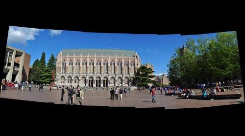 Suzzallo Library : University of Washington (Seattle, Washington, 2013).
