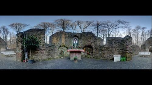 Kappel - Kapellenruine bei Dornberg