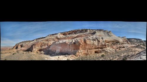 Navajo Sandstone - Ancient Sand Dunes