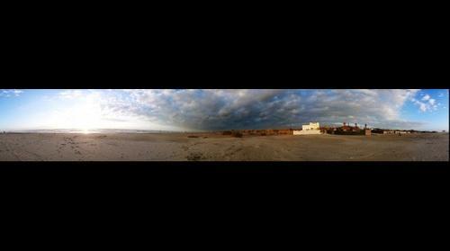 Fregene Roma spiaggia del villaggio dei pescatori