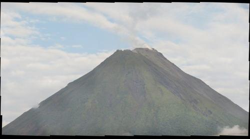 Arenal Crater