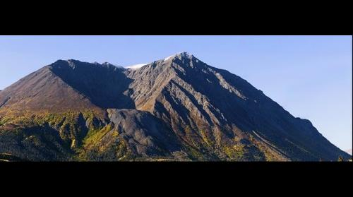 King's Throne peak, Kluane National Park, Yukon