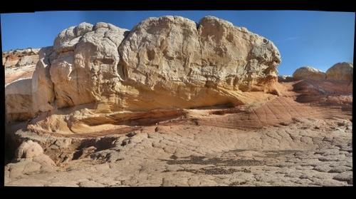 Navajo Sandstone Outcrop