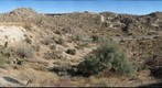 Looking East above Old Woman Springs Road, Yucca Valley, California
