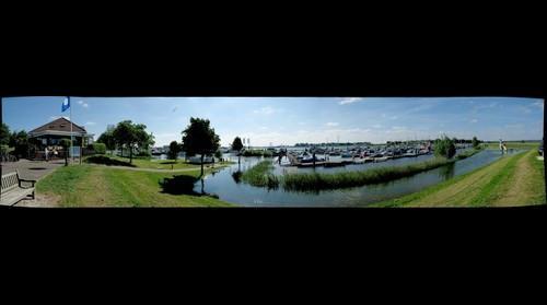 Haven Eiland van Maurik