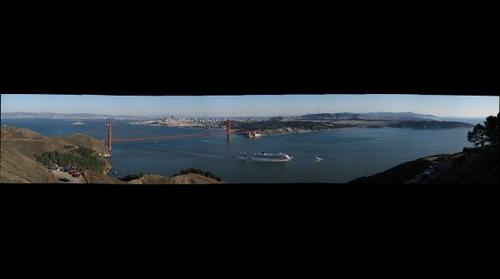 GG bridge from Marin