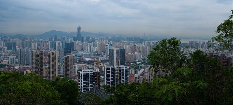 A view of NanShan 1
