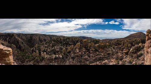 Chiricahua National Monument - Massai Point