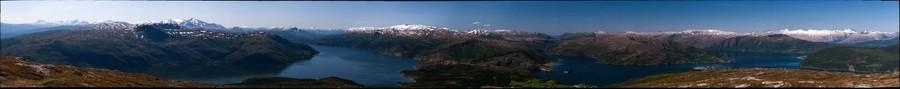 Hemnes, ranfjorden og straumen, Norway