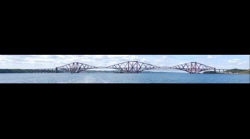 ScotlandForth Bridge Panorama
