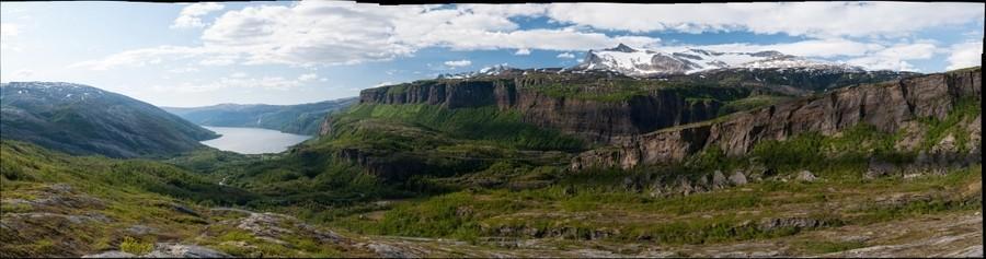 Melfjorden, Norway