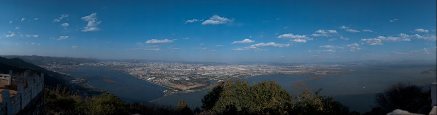 Eye on Kunming City 1
