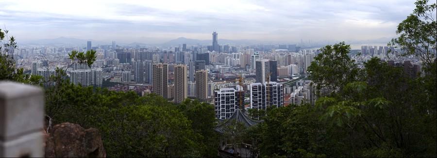 A view of NanShan 2