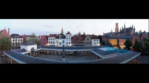 Fishmarket, Bruges, Belgium - Vismarkt, Brugge, België
